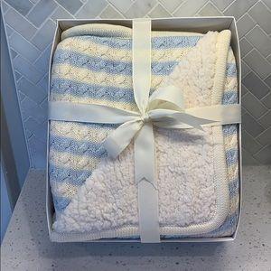 NWOT Pottery Barn baby blanket